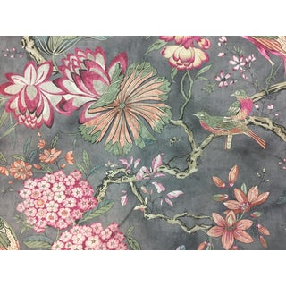 Villeneuve Fabric by Anna French For Sale