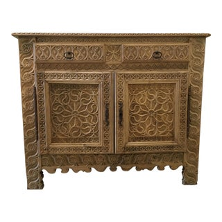 Italian Carved Chest