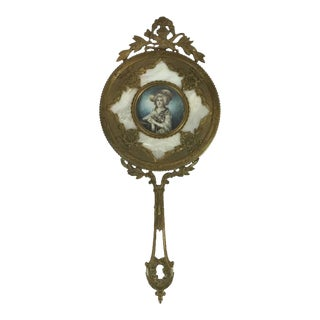 French Hand Mirror