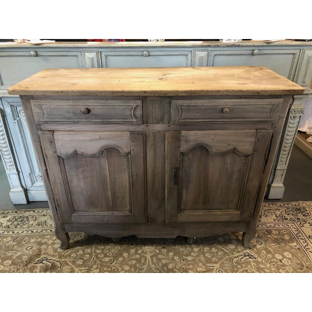 19th Century French Louis XV Style Sideboard For Sale - Image 9 of 9