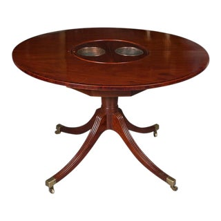 American Classical Wooden Wine Table For Sale