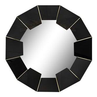 Darian Black Mirror From Covet Paris For Sale