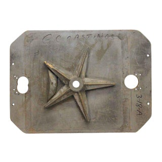 Industrial Chic Building Star Mold