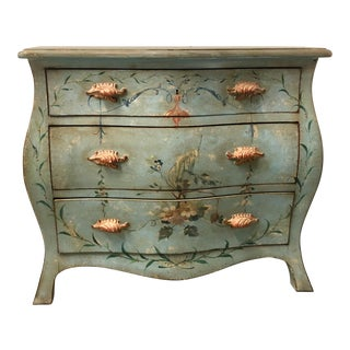 Hand Painted Italian Chest by Patina