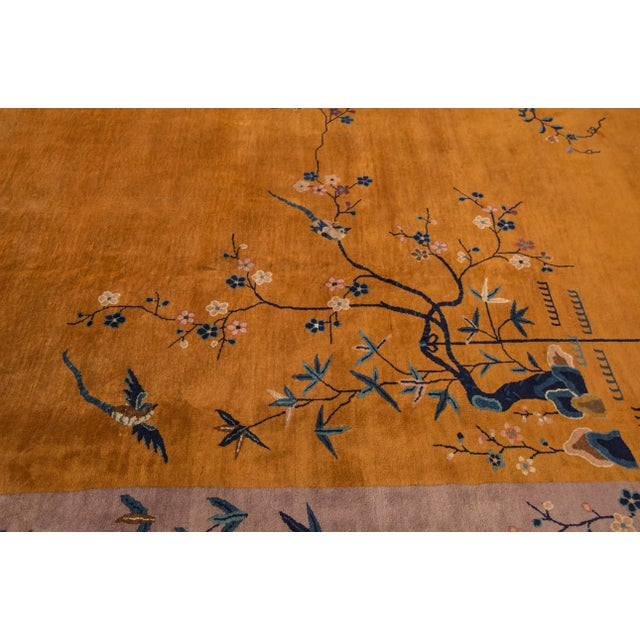 "Apadana Chinese Art Deco Rug - 10' X 13'6"" - Image 2 of 7"