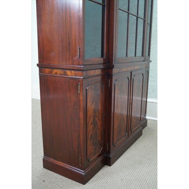 Widdicomb Quality Petite China Cabinet - Image 8 of 10