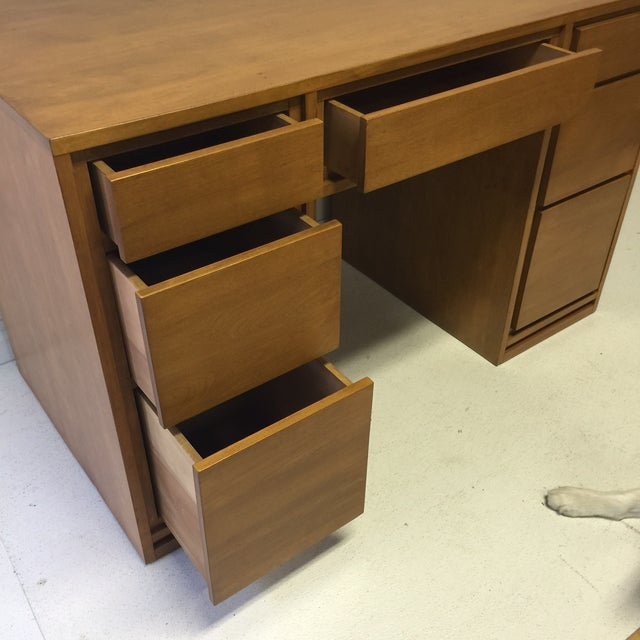Russel Wright for Conant Ball Modern Desk - Image 3 of 6