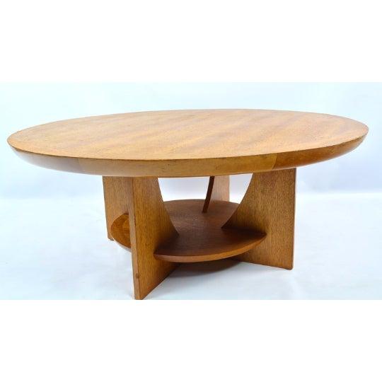 Alan Gelbin Mid-Century Modern Cocktail Table - Image 3 of 5