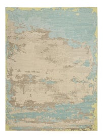 Image of Champagne Contemporary Handmade Rugs