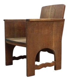 Image of Arts and Crafts Accent Chairs