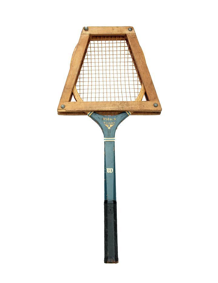 Vintage Tennis Raquet 5