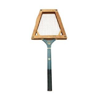 Vintage Wilson Tennis Racquet For Sale