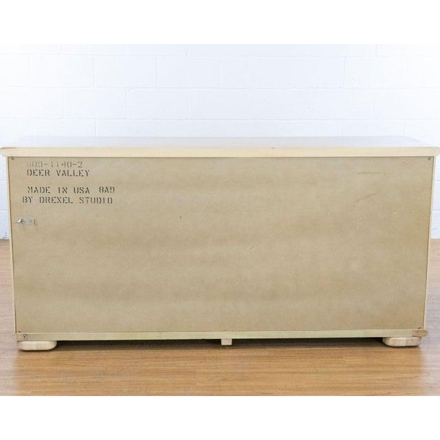 Contemporary Drexel Studio Deer Valley Dresser For Sale - Image 3 of 5