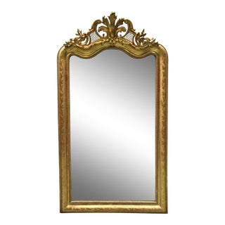19th Century France Mirror Louis Philippe For Sale