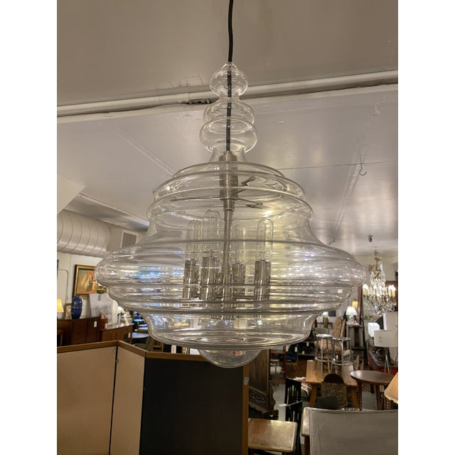 2010s Hudson Valley Washington Light Pendant For Sale - Image 5 of 10