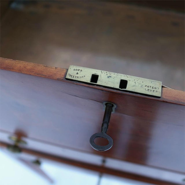 Collinson & Lock 19th Century Humidor For Sale - Image 9 of 10