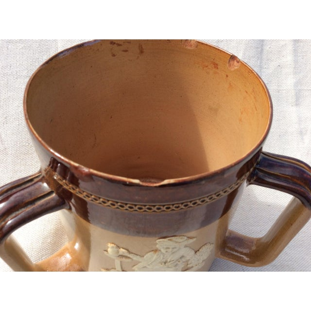 Antique Royal Doulton Tankard For Sale - Image 5 of 7