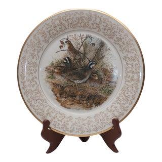Gorham Don Whitlatch Plate