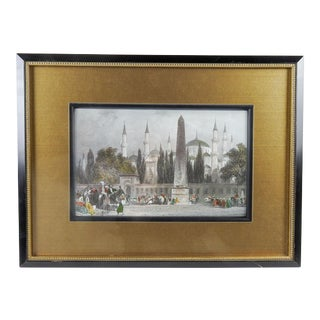 Hagia Sophia Istanbul Print For Sale