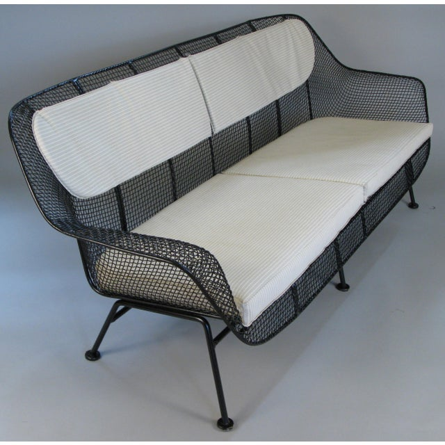 1950s Sculptura Sofa by Russell Woodard For Sale In New York - Image 6 of 10