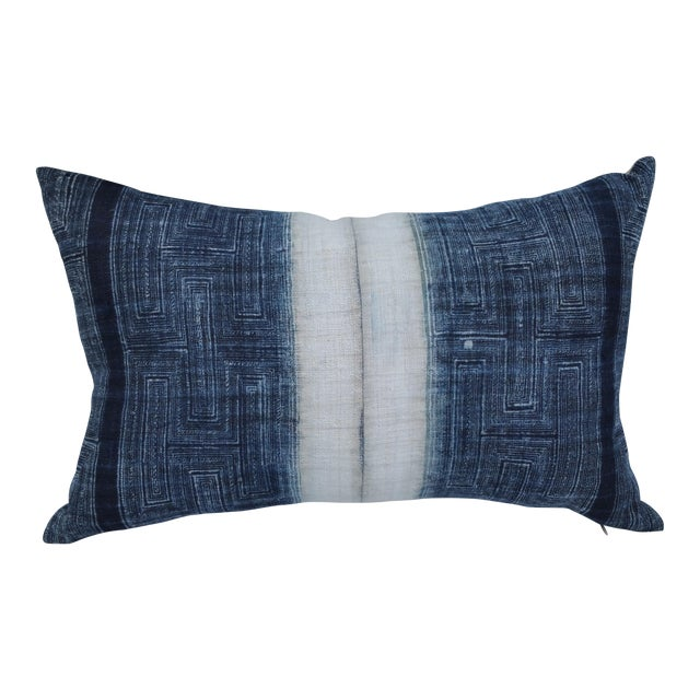 Yao Hill Tribe 1000 Pleat Skirt Pillow - Image 1 of 5