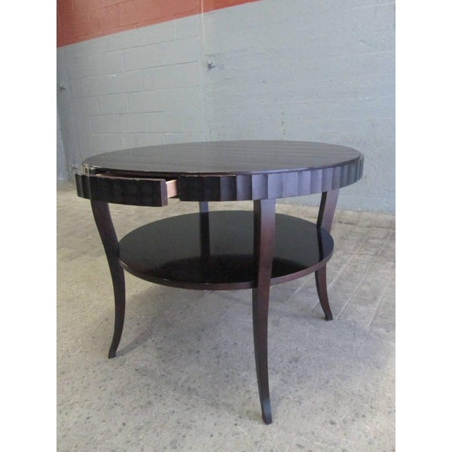 Modern Barbara Barry Centre Table for Baker Furniture Company For Sale - Image 3 of 6