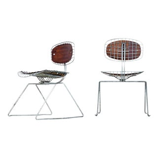 Pompidou Centre Beaubourg Chairs by Georges Laurent & Michel Cadestin For Sale