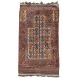 Image of Baluch Prayer Rug - 3′ × 4′5″ For Sale