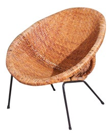 Image of Wicker Lounge Chairs