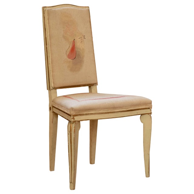 André Arbus Chair, Circa 1940s For Sale - Image 10 of 10