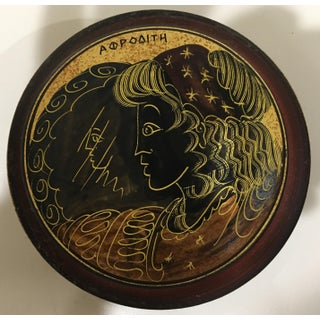 Greek Mythology Aphrodite Pottery Tinker Box Preview