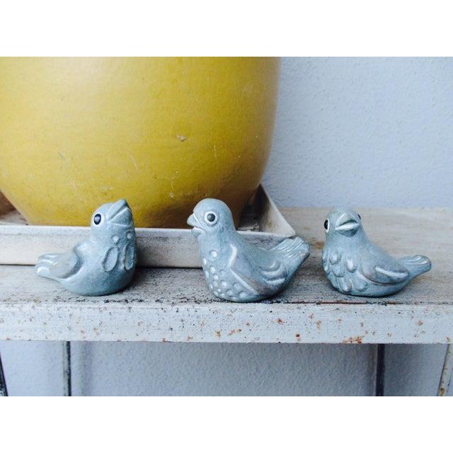 Isabel Bloom Love Birds - Set of 3 For Sale - Image 4 of 11