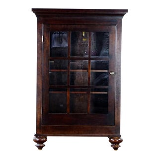 Restoration Hardware Storage Cabinet For Sale