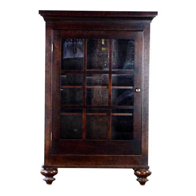 Restoration Hardware Storage Cabinet For Sale