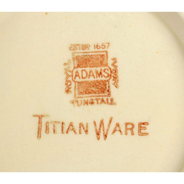 Ceramic Adams China Alcazar 40 Oz Pitcher For Sale - Image 7 of 8
