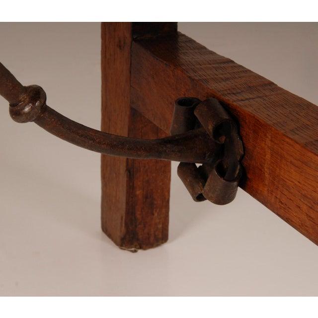 Antique Renaissance Spanish Console Table For Sale - Image 11 of 12