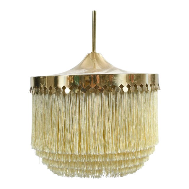 Vintage ceiling lamp by Hans-Agne Jakobsson For Sale
