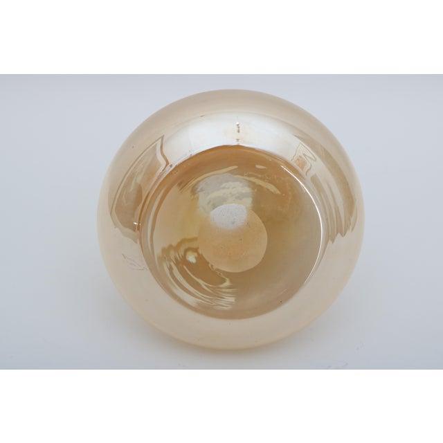 Art Nouveau Hand Blown Glass Vase - Image 7 of 7