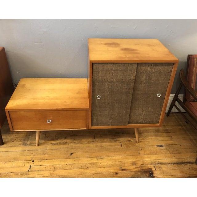 Paul McCobb Vintage Paul McCobb Planner Group Modular Cabinet 1950's For Sale - Image 4 of 10
