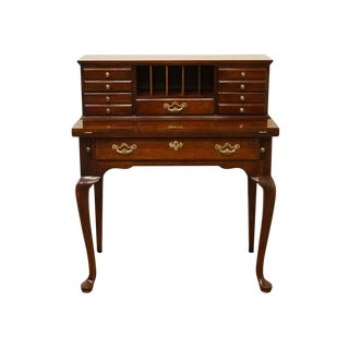 Thomasville Furniture Collectors Cherry Secretary Desk For Sale
