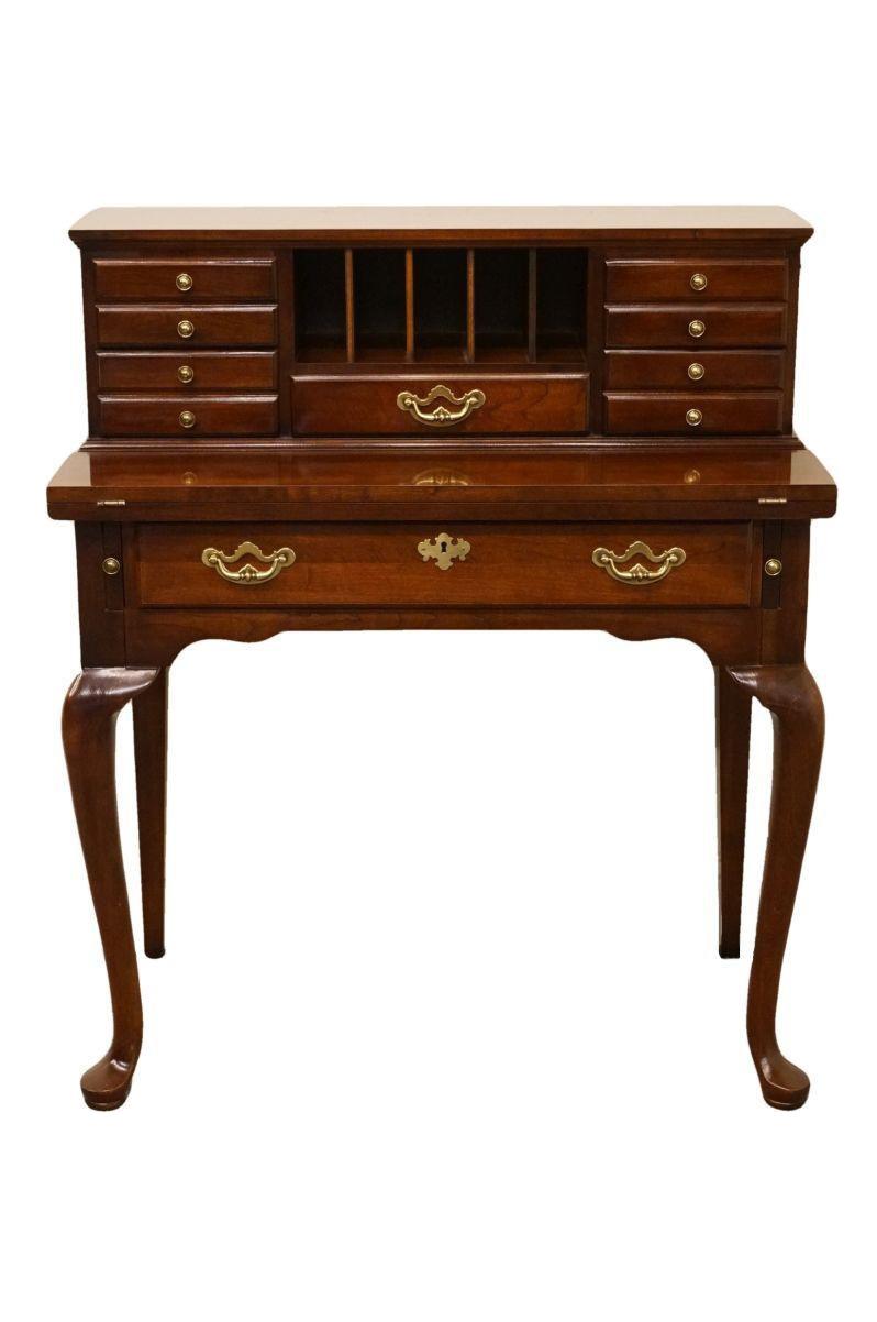 Thomasville Furniture Collectors Cherry Secretary Desk
