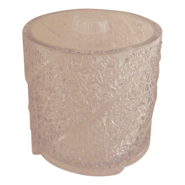 Vintage Lucite Ice Bucket - Image 1 of 7