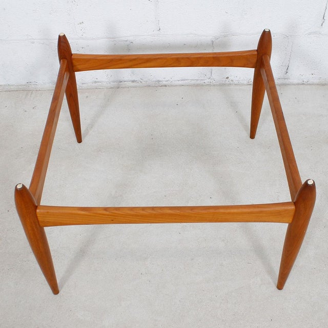 Danish Modern Teak Finn Juhl Style Reversible Coffee Table - Image 8 of 10