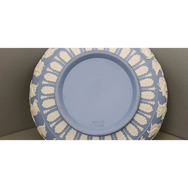 "Wedgwood Wedgwood Jasperware ""Dancing Hours"" Bowl For Sale - Image 4 of 5"