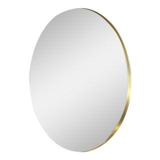 Baxter Marlene Round Mirror For Sale