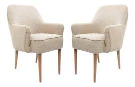 Image of Danish Modern Dining Chairs