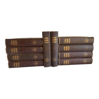 Vintage National Geographic Books, Set of Ten For Sale