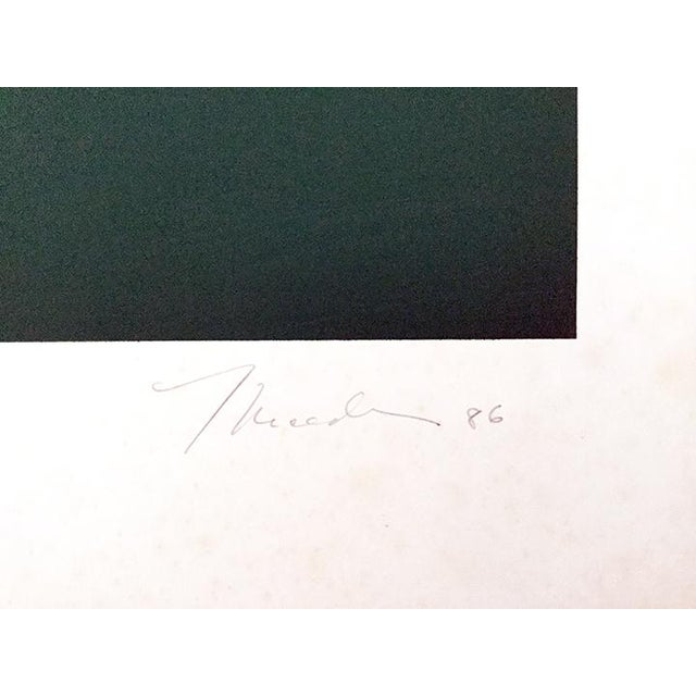Description · Medium: Lithography on paper · Signature: Signed artwork / Limited Edition 11/25 · Dimensions: 28x38 inch...