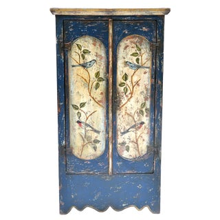 Spanish Colonial Cabinet From South America