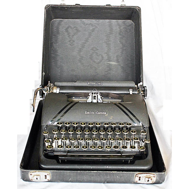 Smith-Corona Sterling Typewriter - Image 3 of 10